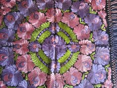 MATYO SILK EMBROIDERED TABLECLOTH 1908 Art Nouveau Tischdecke SEIDEN gestickt • EUR 168,00 - PicClick DE Hungarian Embroidery, Hand Embroidery Designs, Caftans, Fashion Sewing, Embroidered Silk, Zentangle, Art Nouveau, Decoration, Drawings