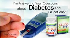 Your Diabetes Questions Answered http://suzycohen.com/articles/diabetes_thyroid_glucoscript_hashimotos/