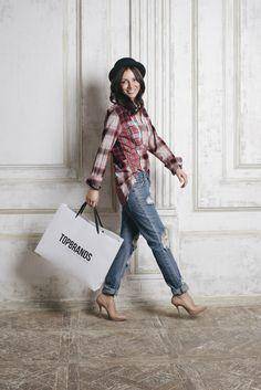Основательница онлайн-журнала The Vunderlast и одна из самых стильных девушек Москвы Карина Ошроева эксклюзивно для TOPBRANDS