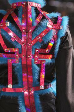 manish arora | fashion | runway details