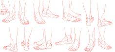 Foot guide 1