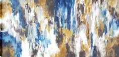 Abstract Vibration by Sanjay B Patel Painting on Wrapped Canvas