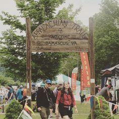 Appalachian Trail - Trail Days Damascus, Virginia - held in May each year