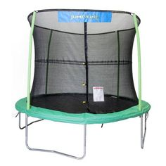 Jumpking 10ft Trampoline And Net Enclosure Combo - EZTrampoline