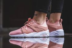 PUMA Blaze Of Glory Soft Tech Prism Pink Coral Cloud