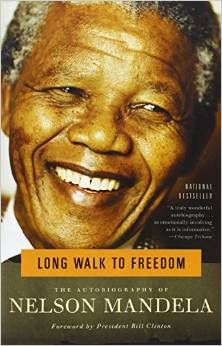 Descargar o leer en línea Long Walk to Freedom Libro Gratis PDF/ePub - Nelson Mandela, The book that inspired the major new motion picture Mandela: Long Walk to Freedom. Nelson Mandela is one of the great. Best Autobiographies, Best Biographies, Nelson Mandela Book, Nelson Mandela Autobiography, Thriller, Good Books, Books To Read, African National Congress, Reading