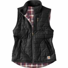 Carhartt® Ladies' Amoret Quilted Nylon Vest - Tractor Supply Co.