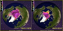 Linking Weird Weather to  Rapid Warming of the Arctic
