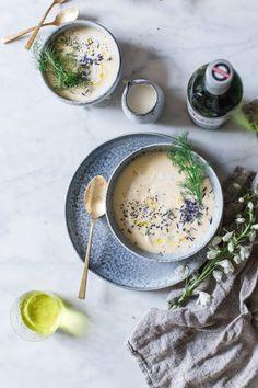 Pernod Roast Fennel And Cauliflower Cream Soup Photo By Beth Kirby Local Milk Blog