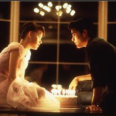 16 candles... such a great ending <3