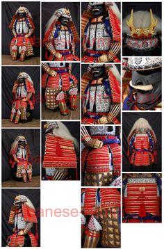 Daimyo Takeda Shingen Reproduction Armor
