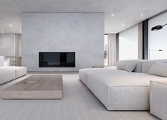 est living tamizo architects warsaw home 8 Home Living Room, Interior Design Living Room, Living Room Designs, Living Room Decor, Interior Minimalista, Minimalist Interior, Minimalist Home, Modern Minimalist Living Room, Tamizo Architects