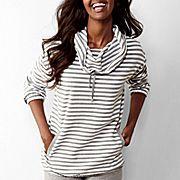 Stripes....they are one of my favorite casual patterns, and totally look better on my then prints. Thank goodness their appeal to the fashion-world is ever-growing...