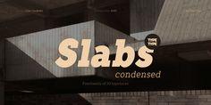 Slabs Condensed Font Family Bundle Typefaces) - only. Condensed Font, Slab Serif Fonts, Free Fonts Download, Font Family, Presentation Design, Desktop, Blog, Entrepreneur, Website