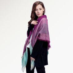 2016 Da Marca Cachecol Mulheres Lenços de Moda Top qualidade Cobertores de Cashmere Macio Cachecol Inverno quente Xadrez Quadrado Xale 009