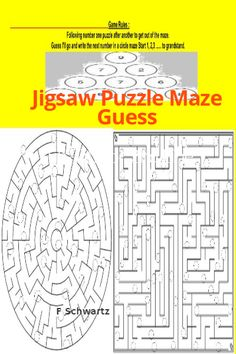 News Games, Maze, Number One, Jigsaw Puzzles, How To Get, Writing, Labyrinths, Puzzle Games, Being A Writer