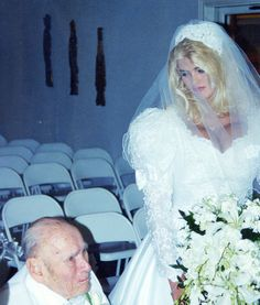 Anna Nicole Smith's Aunt Gives Insight into Her Marriage to J. Howard Marshall, Plus: Never-Before-Seen Photos