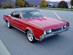 1966 Oldsmobile 442 #CTins #ClassicCars