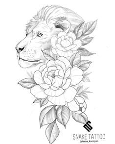 Moon Tattoo Designs, Tattoo Design Drawings, Art Drawings, Elefant Tattoo, Wolf Tattoos For Women, Lion Coloring Pages, Rose Flower Tattoos, Pencil Drawings Of Animals, Dibujos Tattoo
