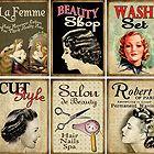 Beauty Shop Tags