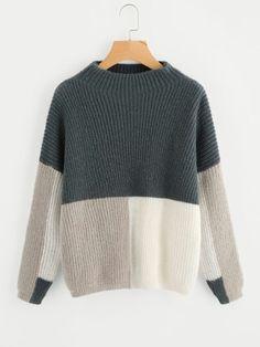 16.28 multi coloured jumper