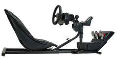Hydraulic Ferrari F1 racing simulator-vrcg25x700side mondi