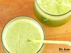 Kale is one of the most amazing super foods! It's packed full of vitamin K, vitamin A, calcium, magnesium and many others! Try this Peachy Super kale Shake recipe!