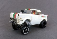 1955 Chevy Octan gasser   by timhenderson73