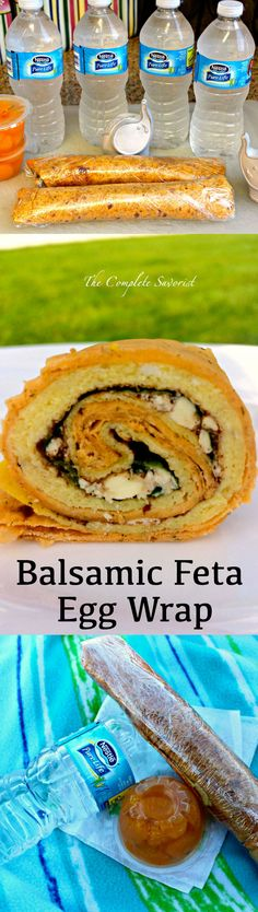balsamic feta egg wrap balsamic feta egg wrap 2 seasoned eggs cover ...