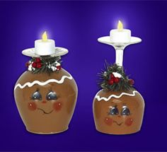 Discover Delta products and shop their tools, accessories, and stencils to make your crafting projects come to life. Explore our DIY crafts now! Christmas Wine Glasses, Christmas Candles, Diy Christmas Gifts, Christmas Decorations, Nordic Christmas, Modern Christmas, Wine Glass Candle Holder, Candle Holders, Gingerbread Crafts