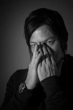 Really Norman Reedus!?!?! ...