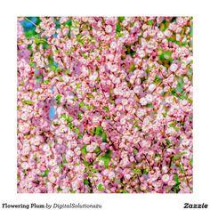 Flowering Plum Acrylic Wall Art