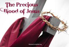 Scarlet Blood of Jesus Eternal Protection