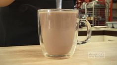 Instant pre-packaged hot chocolate is great to make in a pinch when the craving for a warm beverage strikes, but won't necessarily be the best hot chocolate you've ever had. If you constantly crave hot chocolate made with real chocolate but don't have the...