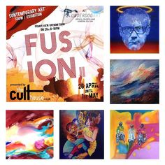 Last day! Do not miss it!  FUSION II - International Art Show Exhibition.  Until 11am to 3pm  http://ift.tt/1Qo31Az  #Share with your friends! #theculthouseuk  #art #artists #cult #culturematters #contemporary #graffiti #streetart #photographers #design #fashion #music #graphic #sculptors #painters #fair #exhibitions #shows #popup #events #collective #Instagram #twitter #music #dj  http://ift.tt/1kd3ipU  Enquiries at info@theculthouse.co.uka by theculthouse