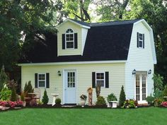 Sheds by Home Depot 2 Story House | Two Story Shed with Apartment Area