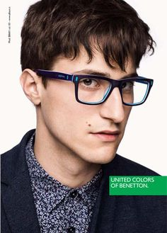 fc8f4779f United Colors of Benetton Fall/Winter 2014 Eyewear Campaign image United  Colors of Benetton Fall Winter 2014 Eyewear Campaign 003