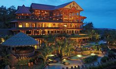 Costa Rica - The Springs Resort and Spa