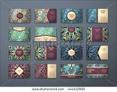 Image result for Islamic fashion business cards