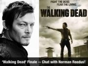 Chat with 'Walking Dead's' Norman Reedus  ** You have to watch this!  He is so adorable. You will love him even more!!!