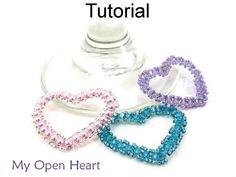 Beading Tutorial Necklace Jewelry Pattern by SimpleBeadPatterns