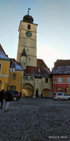 Sibiu Romania, San Francisco Ferry, Building, Travel, Viajes, Buildings, Destinations, Traveling, Trips