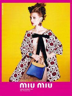 Fashion ad campaign round-up spring/summer 2012 - Fashion Galleries - Telegraph
