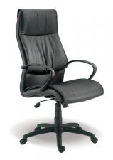 The Mirage High Back Chair is a comfortable executive office chair, an old favourite and has a proven track record for reliability and comfort. Boardroom Chairs, Black Leather Chair, Executive Office Chairs, High Back Chairs, Swivel Chair, Discount Furniture, Office Furniture, Home Decor, Swinging Chair