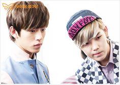 B.A.P. Daehyun + Zelo