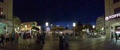 BunTine Blickwinkel Augustnacht Street View, Night