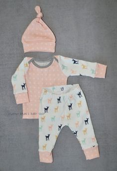 coming home outfit girl newborn girl outfit door LittleBeansBabyShop