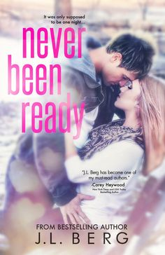 Never Been Ready  ($1.20) http://www.amazon.com/exec/obidos/ASIN/B00I8PT44W/hpb2-20/ASIN/B00I8PT44W Thank you J.L. Berg for another great book. - It is a well written story with believable characters and some scorching hot sex scenes! - I fell in love with Leah and Declan's love story!