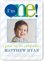 213 Best 1st Birthday Invites Images On Pinterest First Birthdays