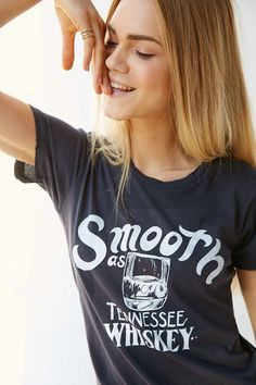 A tee that knows how damn awesome you are.